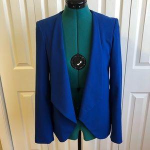 Royal Blue Blazer Sz S